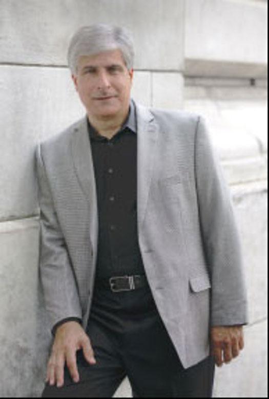 Spotkanie z bestsellerowym pisarzem - Steve'em Berrym