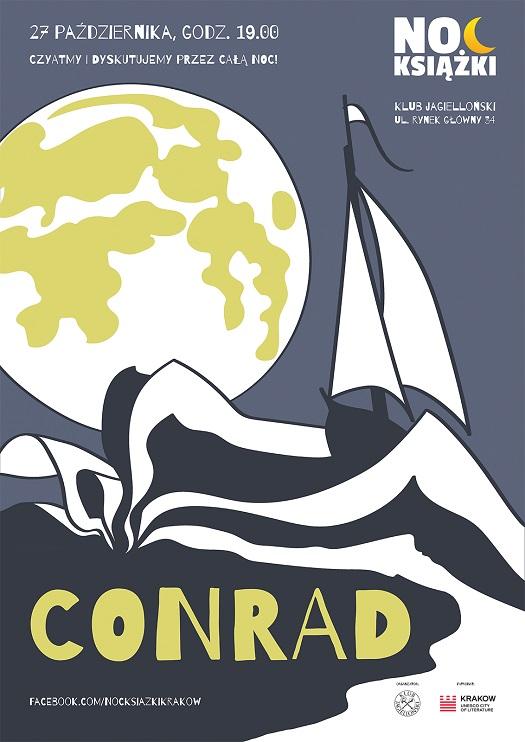 Noc Książki. Conrad