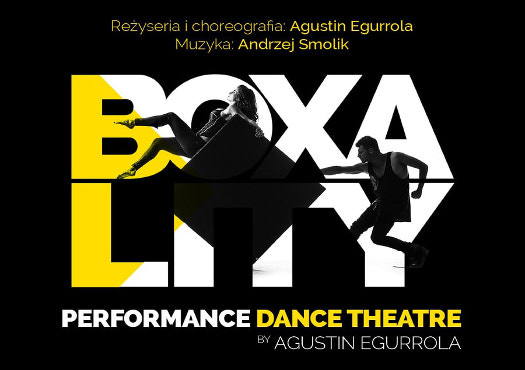 BOXALITY by Egurrola