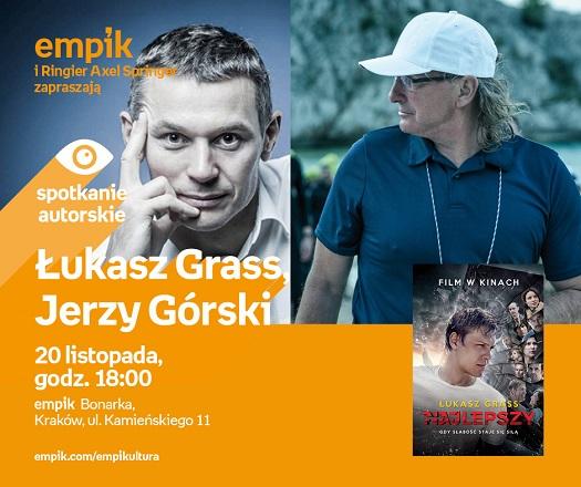 Spotkanie z Łukaszem Grassem i Jerzym Górskim