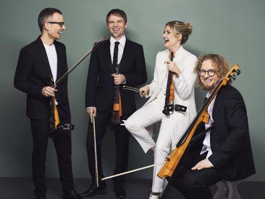 NeoQuartet - koncert trójmiejskiego kwartetu smyczkowego