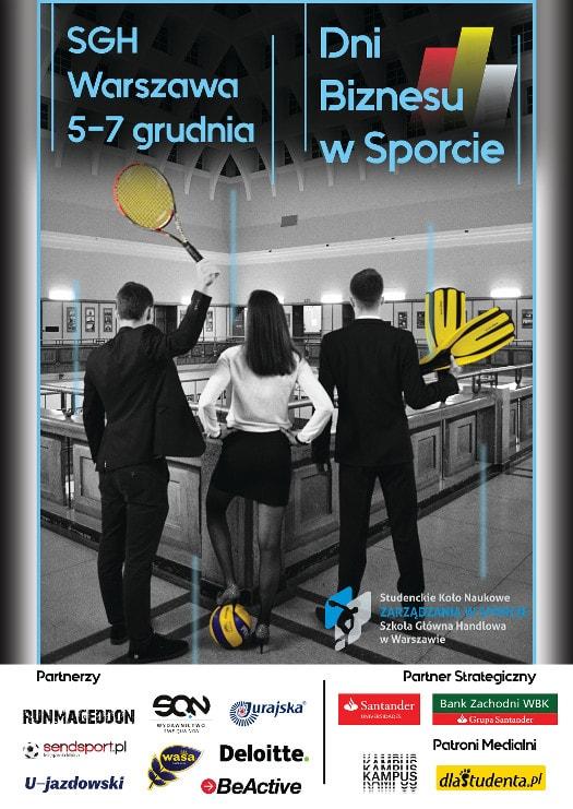 XIII edycja Dni Biznesu w Sporcie