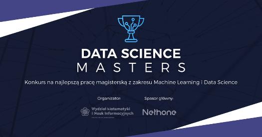 "Konkurs ""Data Science Masters"""