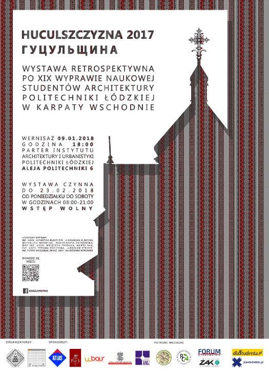 """Wystawa retrospektywna """"Huculszczyzna 2017"""""""