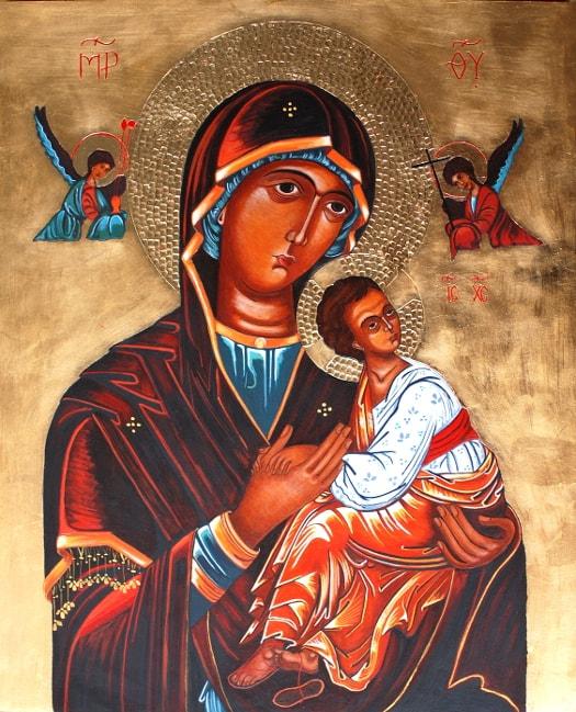 Wystawa ikon Doroty Filip