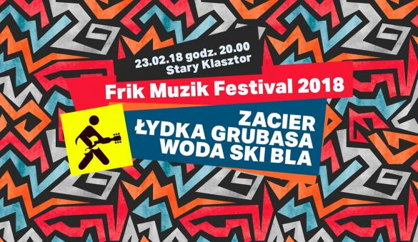 Frik Muzik Festival 2018