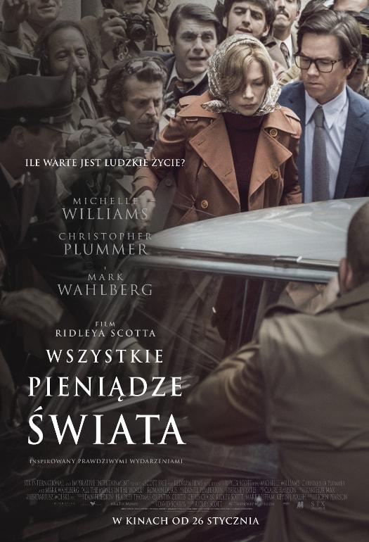 Wszystkie pieniądze świata - Pierwszy w Polsce pokaz filmu