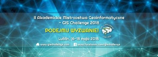 2. edycja Akademickich Mistrzostw Geoinformatycznych - GIS Challenge