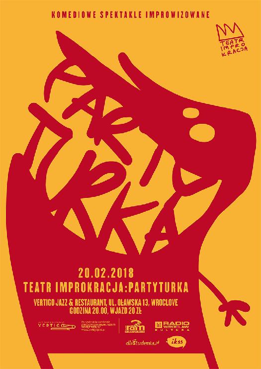 Teatr Improwizacji IMPROKRACJA: Partyturka