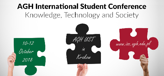AGH International Student Conference: Knowledge, Technology and Society