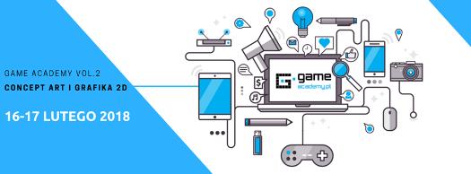 GameAcademy vol. 2. Concept ART i Grafika 2D
