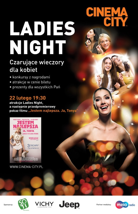Ladies Night w Cinema City: Jestem najlepsza. Ja, Tonya