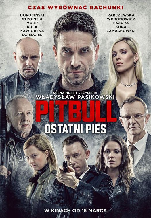 Pitbull. Ostatni pies - przedpremiera w Cinema City