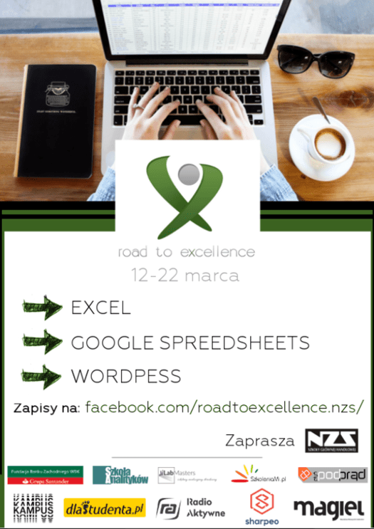 """Warsztaty """"Road to Excellence"""""""