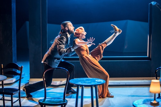 Cafe Panique - Premiera Studencka