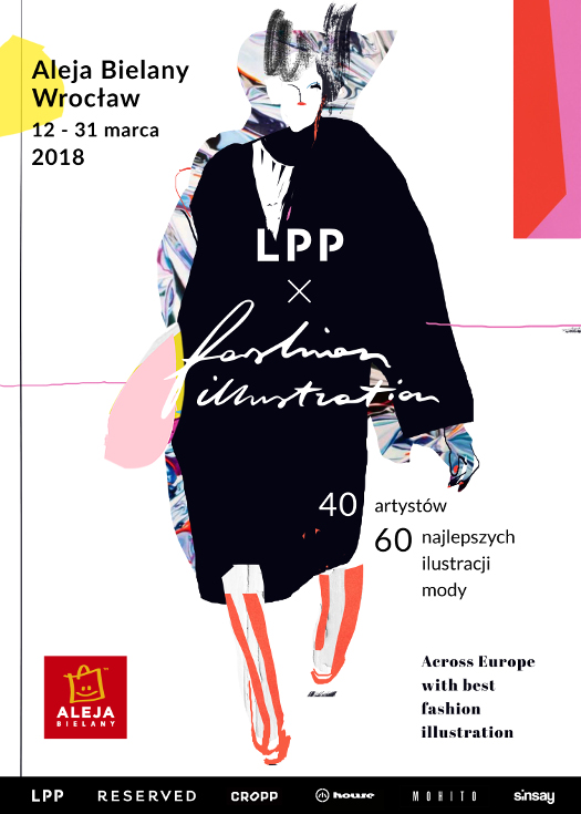 Across Europe With Best Fashion Illustration