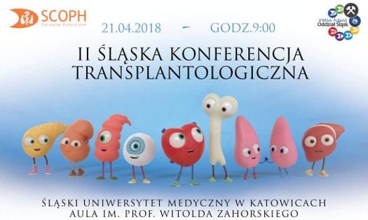 II Śląska Konferencja Transplantologiczna