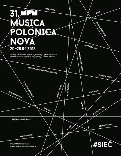 31. edycja Festiwalu Musica Polonica Nova