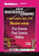 Maraton Zemsty w Multikinie Arkady