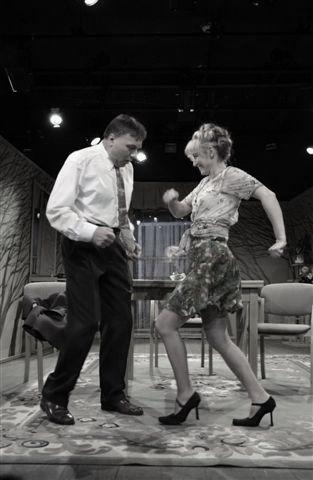 """Spektakl """"Przyszedł mężczyzna do kobiety"""""""
