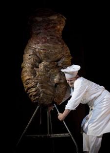 "Premiera pantomimy ""Gastronomia"""