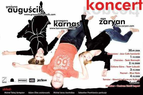 Projekt Auguścik, Karnas, Zaryan