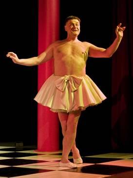 """Przegląd Teatrobranie: """"Trans - Atlantyk"""""""