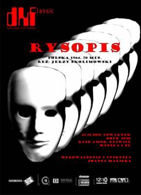 """Dyskusyjny Klub Filmowy: """"Rysopis"""""""