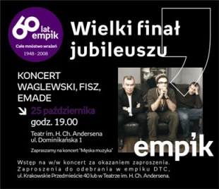 Wielki finał jubileuszu firmy EMPiK