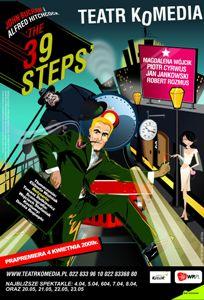 """39 Steps"" - premiera"