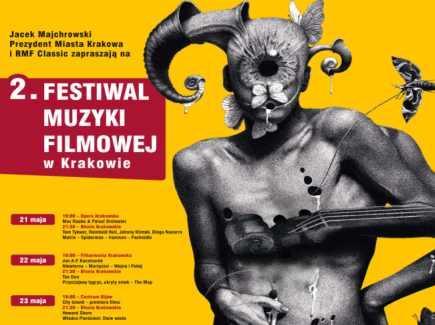 2. Festiwal Muzyki Filmowej - koncert Kaczmarka