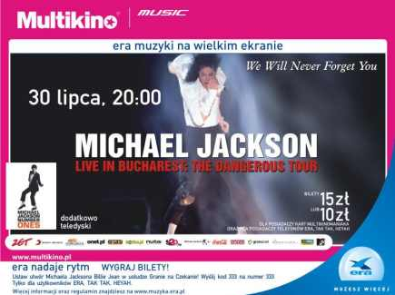 Tribute to Michael Jackson