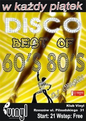 Disco Best Of 60`s/80`s