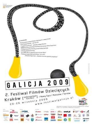 """Festiwal Filmów Dziecięcych """"Galicja"""""""