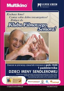 """Kino dla Seniora - """"Dzieci Ireny Sendlerowej"""""""