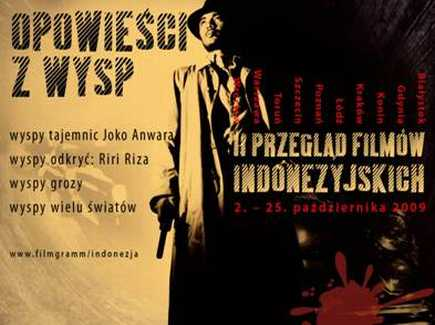 Przegląd Filmów Indonezyjskich - dzień 1