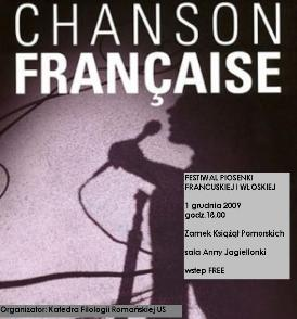 Festiwal Piosenki Francuskiej