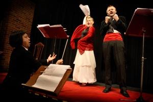 Gościnne występy Teatru Mickiewicza z Częstochowy