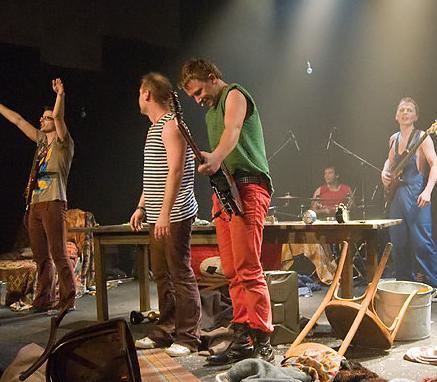 LENINGRAD- spektakl muzyczny w IMPARCIE