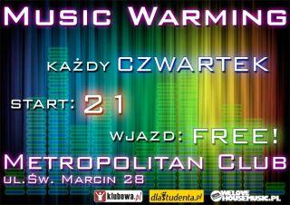 Music Warming