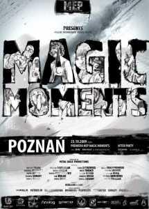 "Premiera filmu snowboardowego ""Magic moments"""