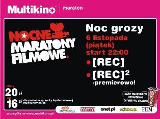 Nocny Maraton z [rec]