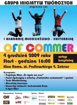 Akademia Młodzieżowo-Kulturalna OFF COMMER