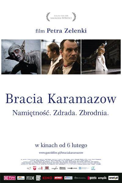 "Superczwartek: ""Bracia Karamazow"""