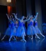 Mikołajkowe tańcowanie przy Nowym Świecie