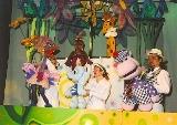 Spektakl dla dzieci i zabawa noworoczna