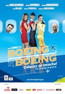 """Spektakl """"Boeing_Boeing"""""""