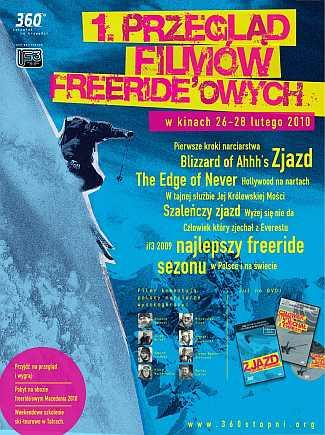 1 Przegład Filmów Freeride'owych - 3.dzień