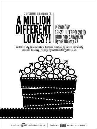 A million different loves - Opowieści spoza szafy
