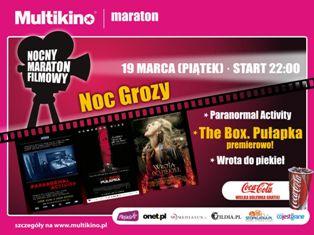 Maraton Grozy w Arkadach